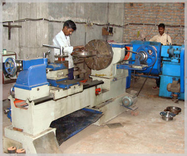 heavy duty industrial power press manufacturers exporters india punjab ludhiana
