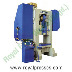 h frame pneumatic power press manufacturers exporters suppliers in india punjab ludhiana