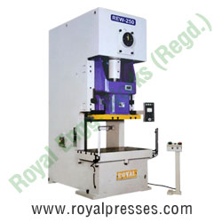 Cross Shaft Power Press manufacturers exporters suppliers in india punjab ludhiana